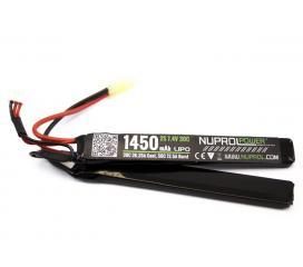 Batterie LI-PO 7,4v 2 elements 1450 mah 25C Nuprol
