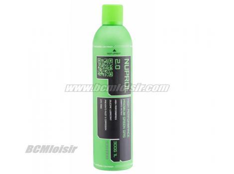 Gaz Nuprol 2.0 Premium 1000 ml Green Gaz