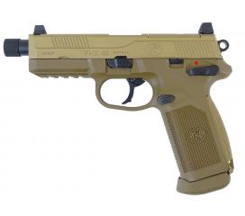 FNX 45 ACP Tactical FN Herstal Métal Slide Gaz Blowback