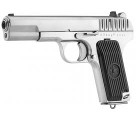 TT 33 Tokarev Chrome Full Metal Blowback WE