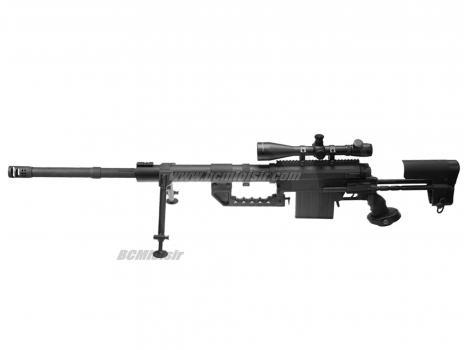 Sniper Cheytac M200 Spring Aluminium et Fibre en Mallette ABS