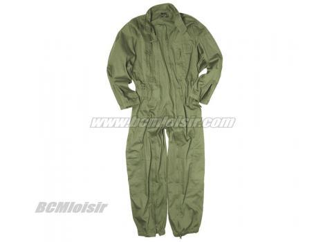 Combinaison SWAT Double Zip Olive Miltec XXXL