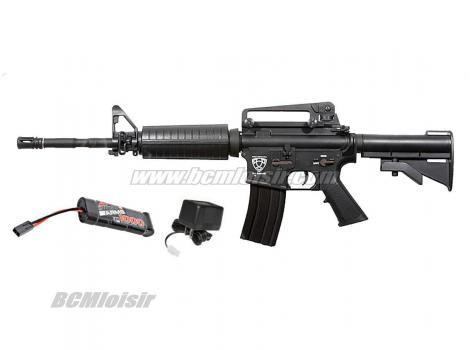 Pack M4 Special Combat PR301 APS blowback AEG