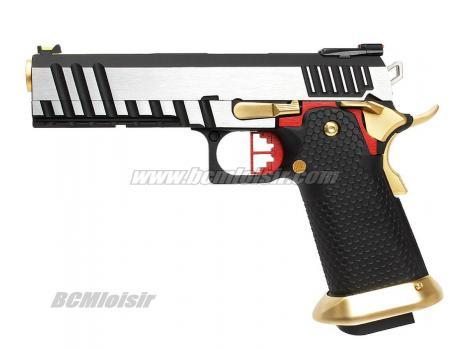 Hi Capa HX2001 Full Metal AW Custom GBB