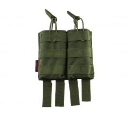 Pochette PMC Double Chargeur M4 Molle MP Olive