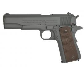 Colt M1911 A1 Parkerised Grey Full Metal CO2 Blowback