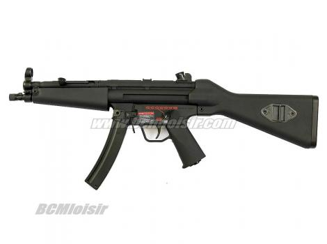 MP5 A4 Heckler & Koch Blowback by G&G AEG