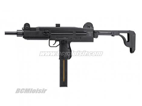 Pistolet Mitrailleur UZI SMG IWI Full Auto AEG 0,5 J