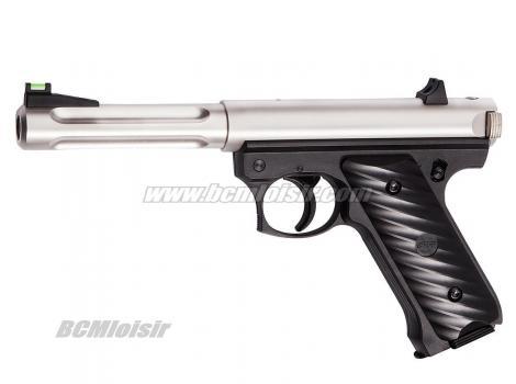 Pistolet MK II Bicolore KJWorks Metal Slide GNB CO2 1,6 J