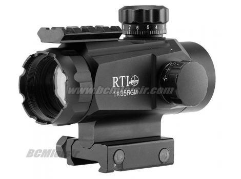 Point Rouge et Vert RIS 1X35 RGM RTI Full Metal