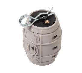 Grenade Impact Storm 360° Grey à Gaz 165 Billes