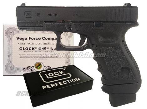 Glock 19 GEN 3 Full Metal CO2 Blowback VFC Limited Edition