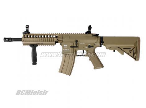 CA4 A1 EC1 M4 RIS Dark Earth Mosfet Fibre de Nylon Classic Army AEG Pack Complet