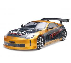 Nissan 350Z Sparrowhawk DX Drift Kit Led 1/10 RTR