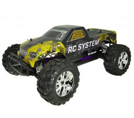 Jumper Truck 4X4 brushed RTR 1/10 eme