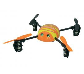 Drone Micro Q4 Radio 4 Voies Gyroscope 3 Axes