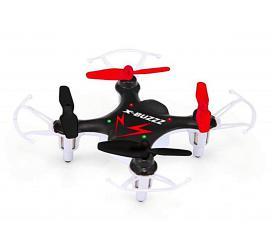 Micro Drone X Buzzz Radio 4 voies Gyroscope 6 axes RTF