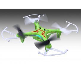 Drone Quizzz Radio 4 voies 2,4 Ghz Gyroscope 6 axes RTF
