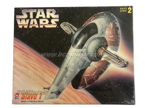 Maquette Slave 1 Star Wars Limited Edition Amt Ertl