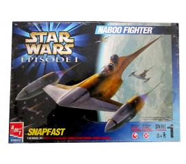 Naboo Fighter Star Wars Limited Edition Amt Ertl