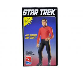 Figurine Chief Engineer Scott Vinyl 30 cm Star Trek Amt Ertl