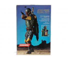 Figurine Boba Fett Vinyl 47 cm 1/4 eme Star Wars Screamin