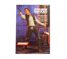 Figurine Han Solo Vinyl 47 cm 1/4 eme Star Wars Screamin