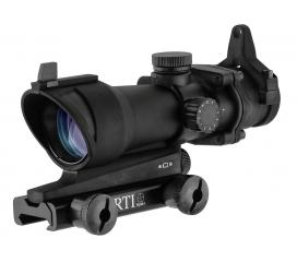Red Dot Point Rouge et Vert Acog 1X30 RTI Full Metal