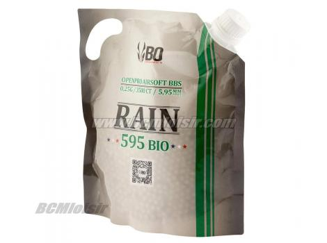 Billes Rain High Precision 0,25 gr BIO sachet de 3500 BBS
