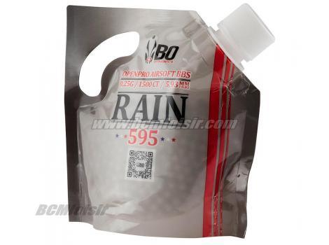 Billes Rain High Precision 0,25 gr sachet de 1500 BBS
