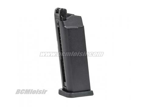 Chargeur G19 G23 Gaz 25 rd WE