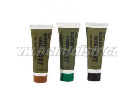 Crème de camouflage tube 30gr (x3)