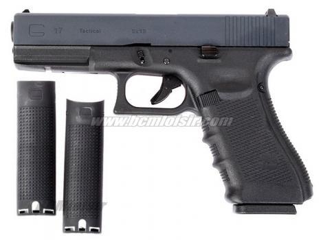 G17 Tactical Version Metal Slide Gen 4 GBB WE