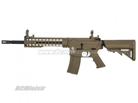 M4 Keymod 10' LT19 Gen 2 Tan Lancer Tactical AEG Pack Complet