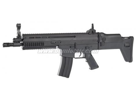 SCAR L MK16 FN Herstal AEG Black Pack complet
