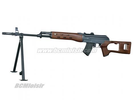 Dragunov Sniper AEG A47 Heavy Pack Complet JG Works