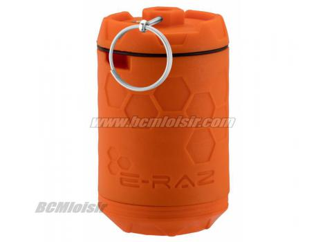 Grenade Impact E Raz Rotative Orange à Gaz 100 Billes