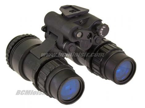 Lunette Vision Nocturne Factice Full Metal en Mallette