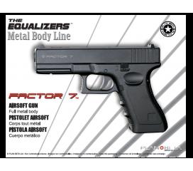 G17 Factor 7 Full Metal Plan Beta Spring