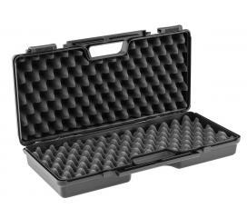 Mallette ABS Noire Deluxe 9x21x45 cm