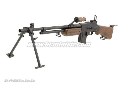 BAR M1918 A2 Legend Full Metal et Bois OT AEG 1,5 J