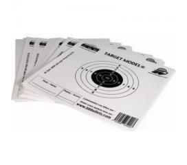 Cibles papier x 50 pour cible filet