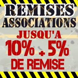 Remises associations