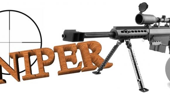 Les Sniper Airsoft en général